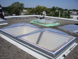 Winter Special SKYLIGHTS to clear, large quantity in stock. West Island Greater Montréal image 7