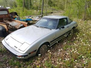 1984 mazda rx7.
