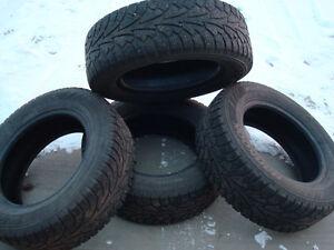 205/65R15 set of 4 winter tires