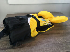 Youth life jacket - worn only a couple weeks in the summer