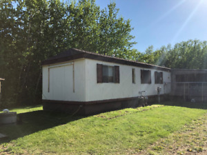 14' x 66' Mobile Home TO BE MOVED