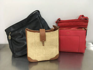 Ralph Lauren, Coldwater Canyon & 2 Other Purses