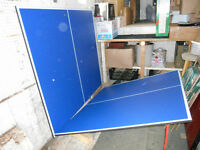 Brand new ping pong table