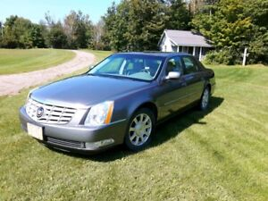 Cadillac DTS Gently driven summers only.