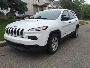 2014 Jeep Cherokee Sport - AC/REVERSE CAM/HEATED SEATS&STEERING West Island Greater Montréal image 1