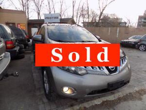 2009 Nissan Murano SL SUV, Crossover-ONE OWNER