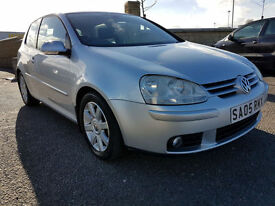 VOLKSWAGEN GOLF GT TDI 140 WITH SERVICE HISTORY