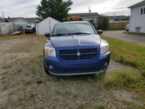 2009 Dodge Caliber SXT Berline
