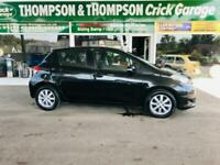 2013 Toyota Yaris 1.33 VVT-i TR M-Drive S 5dr