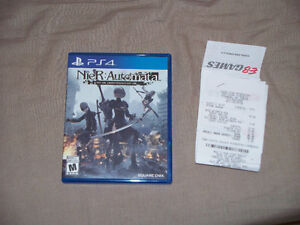 NieR: Automata for Playstation 4 with DLC code