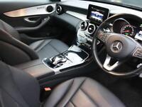 Mercedes-Benz C Class C220 BLUETEC SPORT (black) 2015-01-12