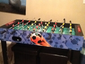Soccer Table And Pingpong Table