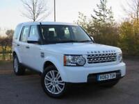 2013 63 LAND ROVER DISCOVERY 3.0 4 SDV6 GS 5D AUTO 255 BHP DIESEL