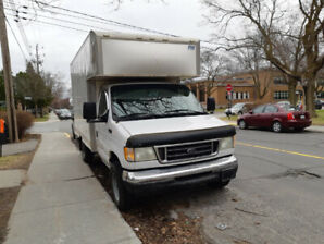 Camion Cube 2003 Ford E-350