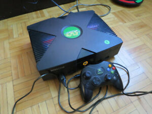 Modded XBox with 6000 classic games