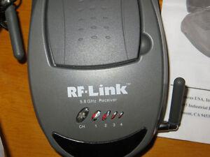 RF-Link Audio/Video Sender London Ontario image 3