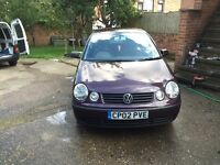 VW polo 1.2 low mileage CD player air con electric Windows