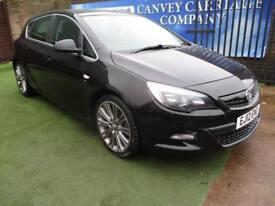 2012 Vauxhall Astra 1.6 i VVT 16v SRi VX-Line 5dr