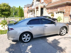 Acura TSX LOW KMS AMAZING CONDITION