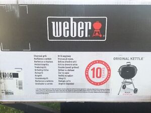Weber Classic 22 inch kettle bbq
