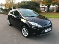 Ford Fiesta 1.4 STYLE + (black) 2009