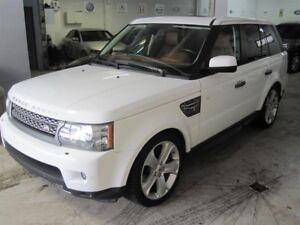 Land Rover Range Rover Sport 4WD 4dr SC 2011