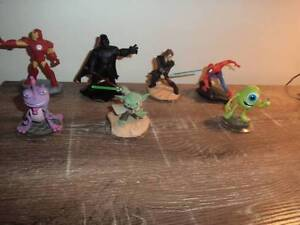 DISNEY INFINITY FIGURES---CHOOSE YOUR CHARACTER---FROM $3 Wynn Vale Tea Tree Gully Area Preview