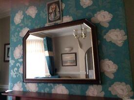 Mirror 102x70 cm