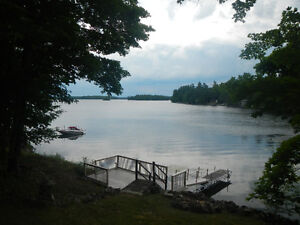 3 season cottage on Otty Lake for sale, 1 hour drive from Ottawa