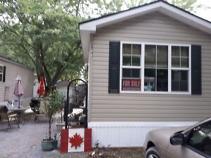 NEW PRICE. Four season Mobile Home for SALE