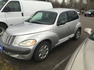 01 PT CRUISER CERT ETESTED ALL TAXS INCL IN PRICE 2599.00