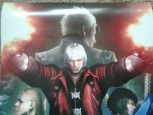 Devil May Cry : Special Edition poster - one sided Kingston Kingston Area image 2