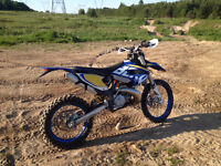 Husaberg(ktm) TE250 enduro/ dirt bike like new
