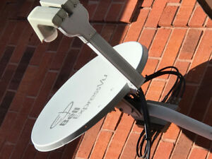 Bell Express VU satellite