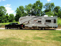 Dorango 295CS  5 th  wheel trailer