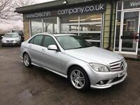 Mercedes-Benz C320 3.0TD 7G-Tronic 2007MY CDI Sport - FINANCE AVAILABLE