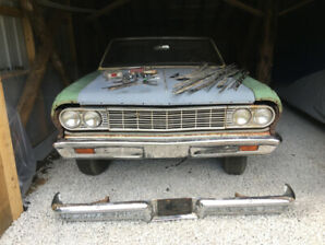 1964 Chevelle Rag top Project car