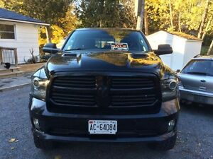 2014 Dodge Ram Sport 1500 Pickup Truck Peterborough Peterborough Area image 3