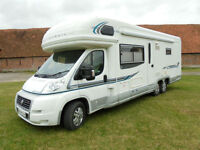 2008 AutoTrail Chieftain SE 6-berth fixed bed motorhome SOLD