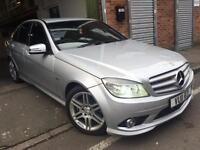 2011 Mercedes-Benz C Class 2.1 C220 CDI BlueEFFICIENCY Sport 4dr