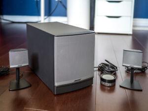 Bose Companion 3 Series II Speakers