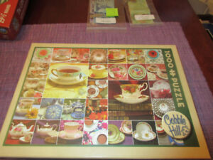 Cobble Hill China Collage 1000 Piece Jigsaw Puzzle _ PRETTY
