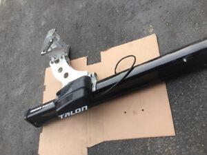 12' Minn Kota Talon with transom/jackplate bracket