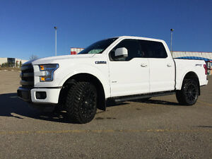 2015 Ford F-150 Lariat Sport Supercrew