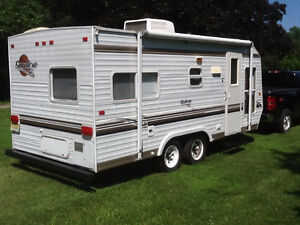 Camping Trailer to Rent