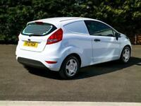 2012 (12) FORD FIESTA ECONETIC VAN - 1.6TDCI, [EU 5], 95PS,