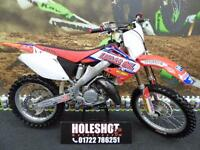 Honda CR 125 Motocross bike Very clean example