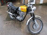 1969 BSA B44 VICTOR S