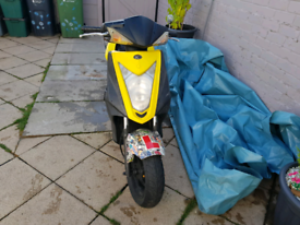 Spares or Repair Kymco Agility rs 125 scooter