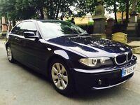 BMW 320d cd coupe 2005 not golf SXI Sri a3 bmw Ibiza tdi cdti e46 520